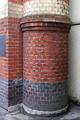 Round brick column - PhotoDune Item for Sale