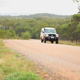 4x4 Driving on a Remote Highway - VideoHive Item for Sale