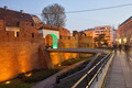 Old Town of Warsaw Fortification in Poland - PhotoDune Item for Sale