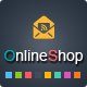 Online Shop - Ecommerce Email Design PSD - GraphicRiver Item for Sale