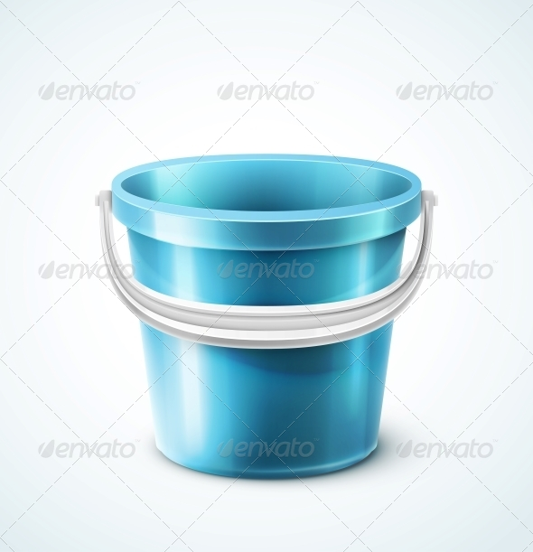 GraphicRiver Plastic Bucket 6294341