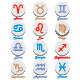 Zodiac Icons - GraphicRiver Item for Sale