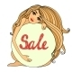 Sale Symbol, Badge Template - GraphicRiver Item for Sale