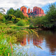 View of cathedral rock - PhotoDune Item for Sale