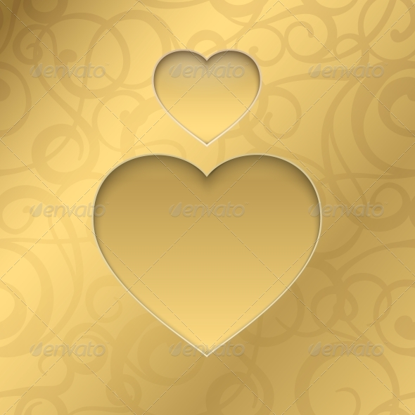 GraphicRiver Vector Heart Symbol 6296363
