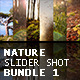 Nature Slider Shot Bundle 1 - VideoHive Item for Sale