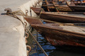 Traditional Abra boats in Dubai - PhotoDune Item for Sale