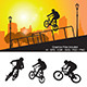 Freestyle Cycling - GraphicRiver Item for Sale