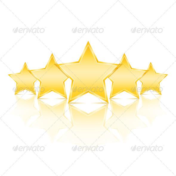 GraphicRiver Five Stars 6302433