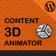 Platinum3D Content Animator - HTML5 Responsive - CodeCanyon Item for Sale
