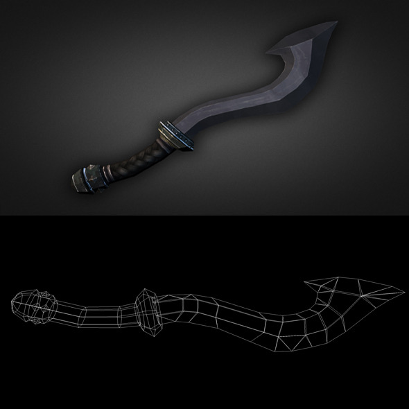 3DOcean Sword 05 6303783