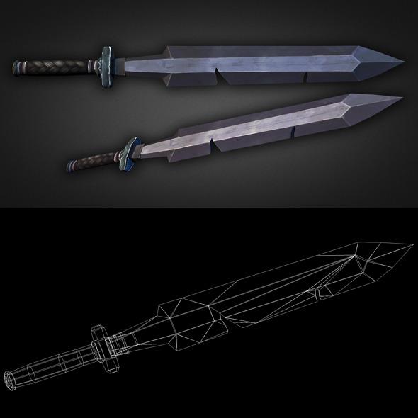 3DOcean Sword 07 6303852