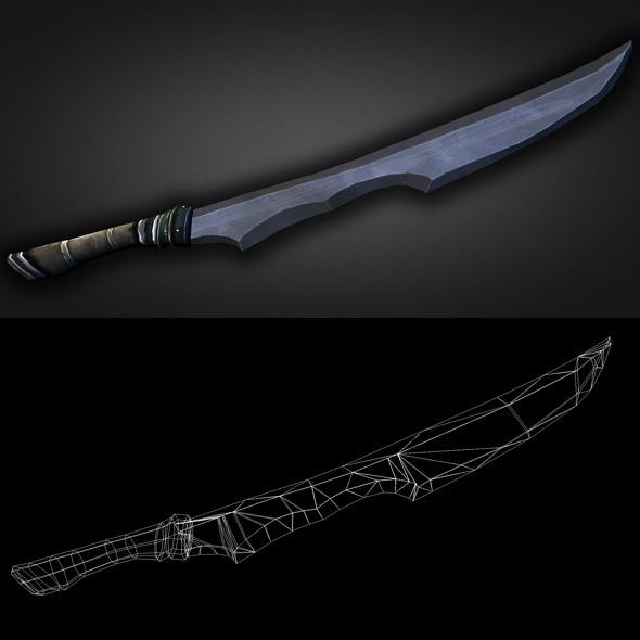 3DOcean Sword 10 6303870