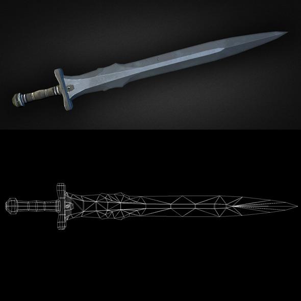 3DOcean Sword 14 6303916