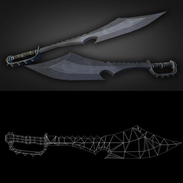 3DOcean Sword 15 6303920