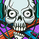 Skull Artist - GraphicRiver Item for Sale