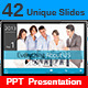 Premium Business Presentation - GraphicRiver Item for Sale