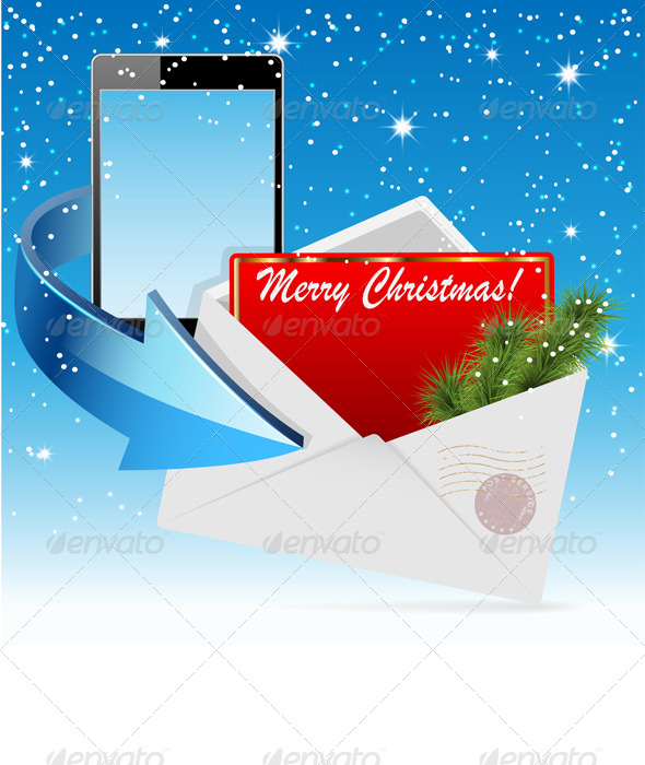 GraphicRiver Christmas Greeting Card 6308825