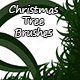 Christmas Tree Brush - GraphicRiver Item for Sale