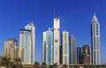 Skyscrapers in Abu Dhabi, United Arab Emirates - PhotoDune Item for Sale