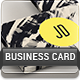 Artistic Business Card - GraphicRiver Item for Sale