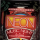 Neon Music Night Flyer - GraphicRiver Item for Sale