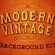 Modern Vintage Textured Canvas Grunge  - GraphicRiver Item for Sale