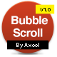 Animated jQuery Bubble Scroll - CodeCanyon Item for Sale