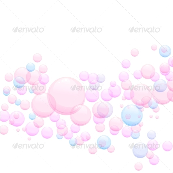GraphicRiver Soap Bubbles 6315758