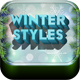 Winter Styles 2 - GraphicRiver Item for Sale