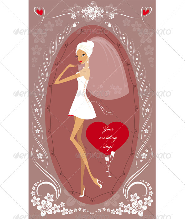 GraphicRiver Wedding Day 6316808