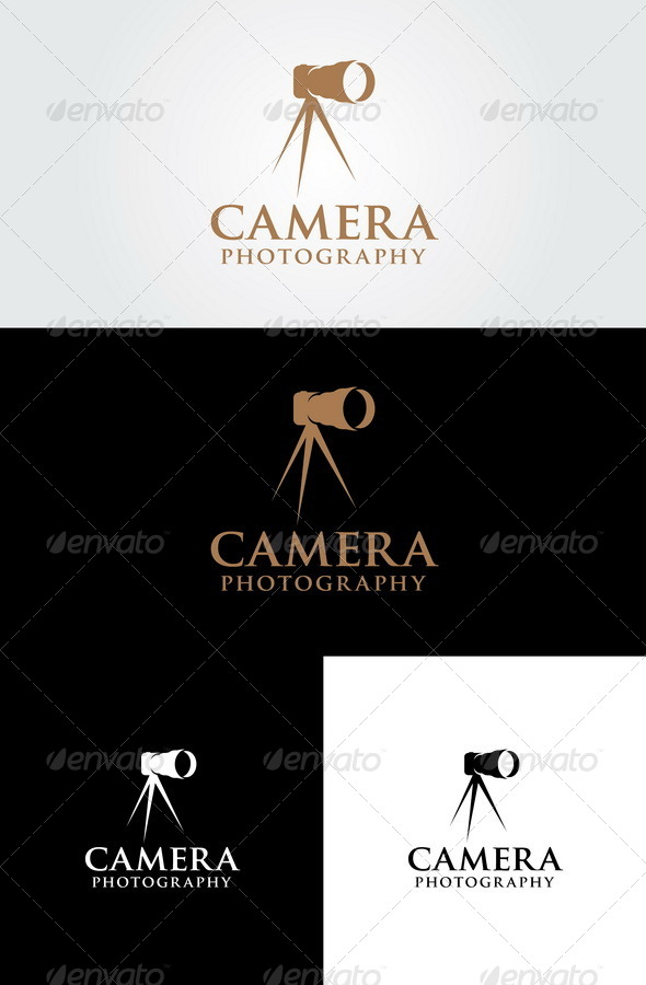 GraphicRiver Camera Photography Logo Template 6316942