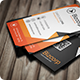 Corporate Business Cards Bundle Vol 39 - GraphicRiver Item for Sale