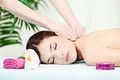 neck massage in salon - PhotoDune Item for Sale