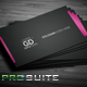 Extreme Design Corporate Business Card - GraphicRiver Item for Sale