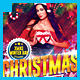 Christmas Night Party Flyer - GraphicRiver Item for Sale