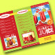 Trifold Juice Menu Template - GraphicRiver Item for Sale