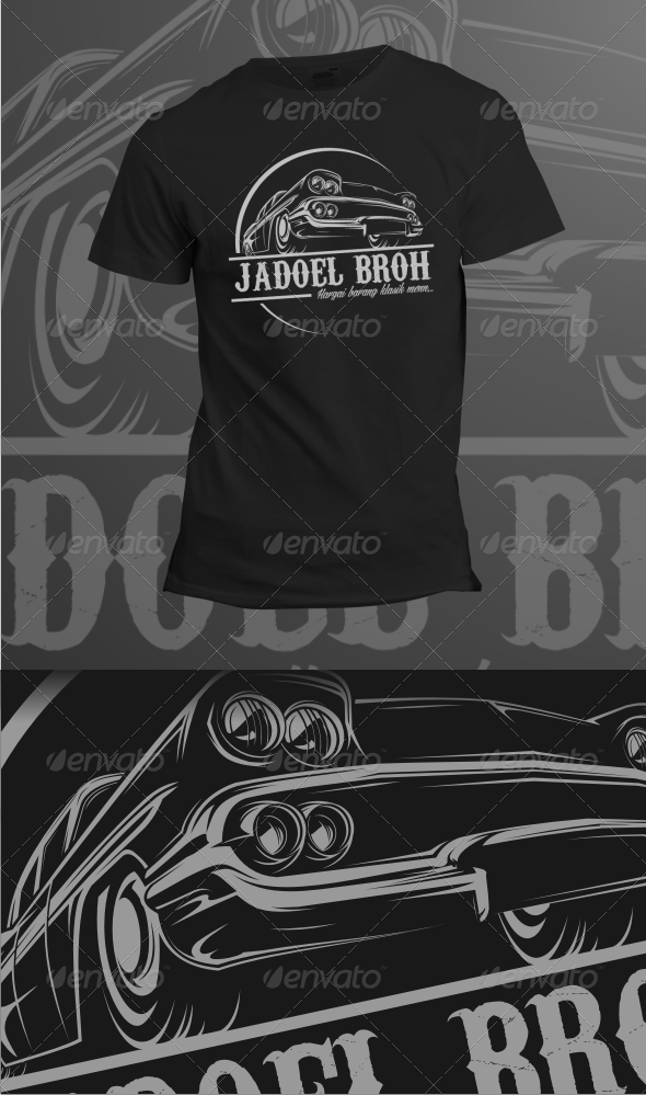 GraphicRiver Jadoel T-Shirts 6321762