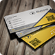 Corporate Business Card 118 - GraphicRiver Item for Sale