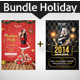 Bundle Holiday - GraphicRiver Item for Sale