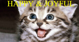 Happy & Joyful