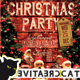 Christmas Party-Vintage Style-Flyer/Poster Vol. 2 - GraphicRiver Item for Sale