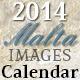 2014 Malta Images Calendar - GraphicRiver Item for Sale
