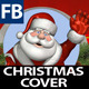 Christmas Santa Facebook cover - GraphicRiver Item for Sale