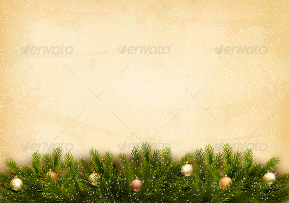 GraphicRiver Christmas Holiday Background 6326412