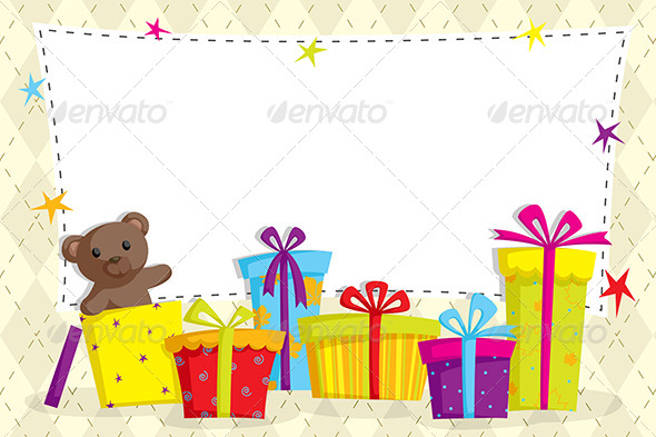 GraphicRiver Gift Boxes 6327179