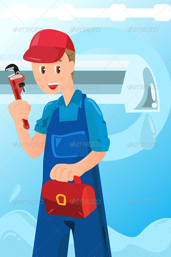 GraphicRiver Plumber 6328259