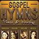 Gospel Hymns: Church Flyer Template - GraphicRiver Item for Sale
