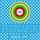 Postcards Mock-ups 2 - GraphicRiver Item for Sale