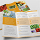 Small Business Tri-Fold Brochure - Garden Center - GraphicRiver Item for Sale